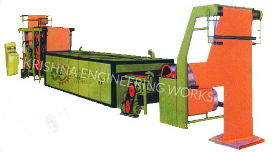 Maquina de Stenter