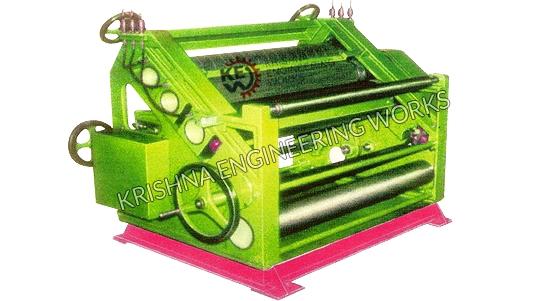 Maquinaria Acanalada de la Caja