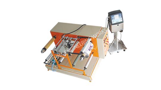 Maquina de Enrrollamiento el Rebobinar