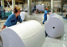 Maquinaria de las Industrias de Papel